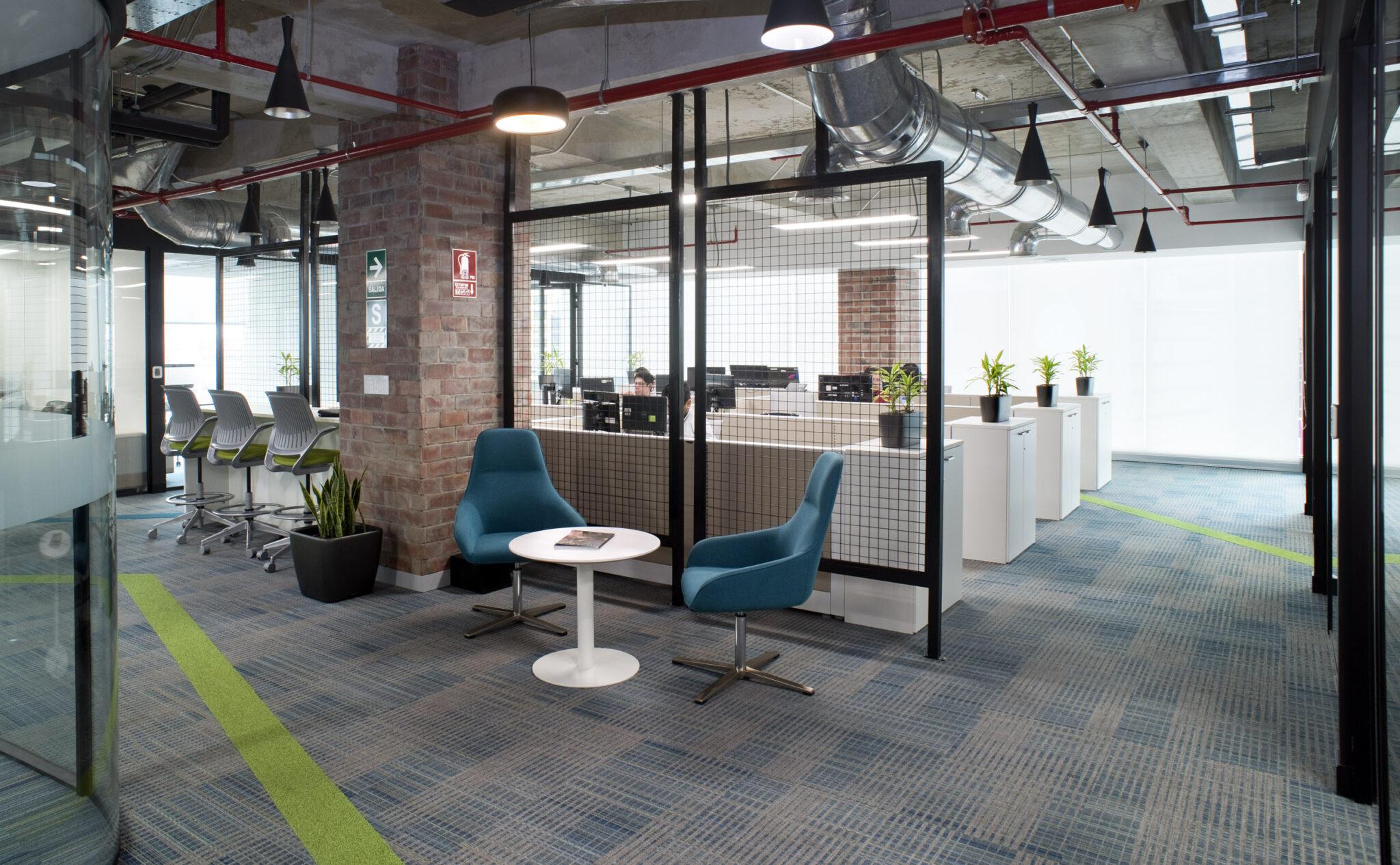 Área de reunión informal